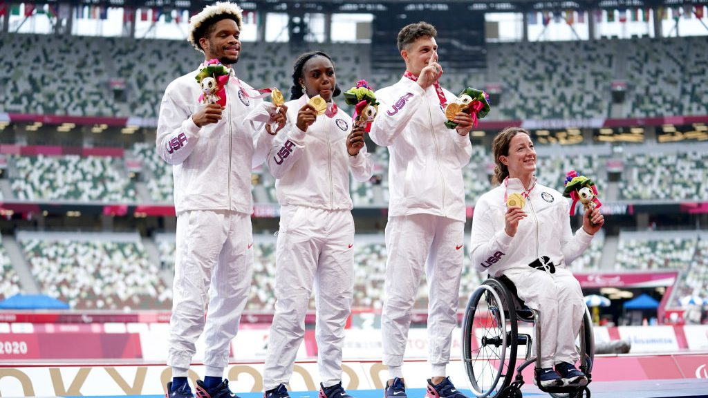 Tokyo 2020 Paralympic Games - Day Eleven