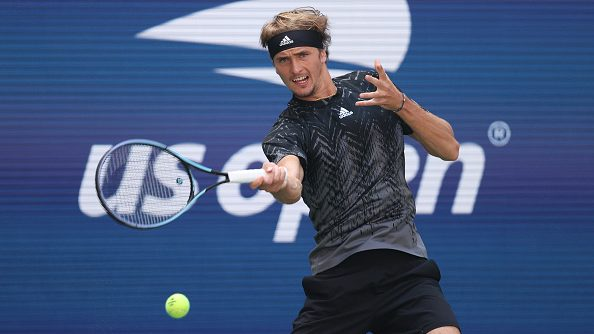 2021 US Open - Day 8